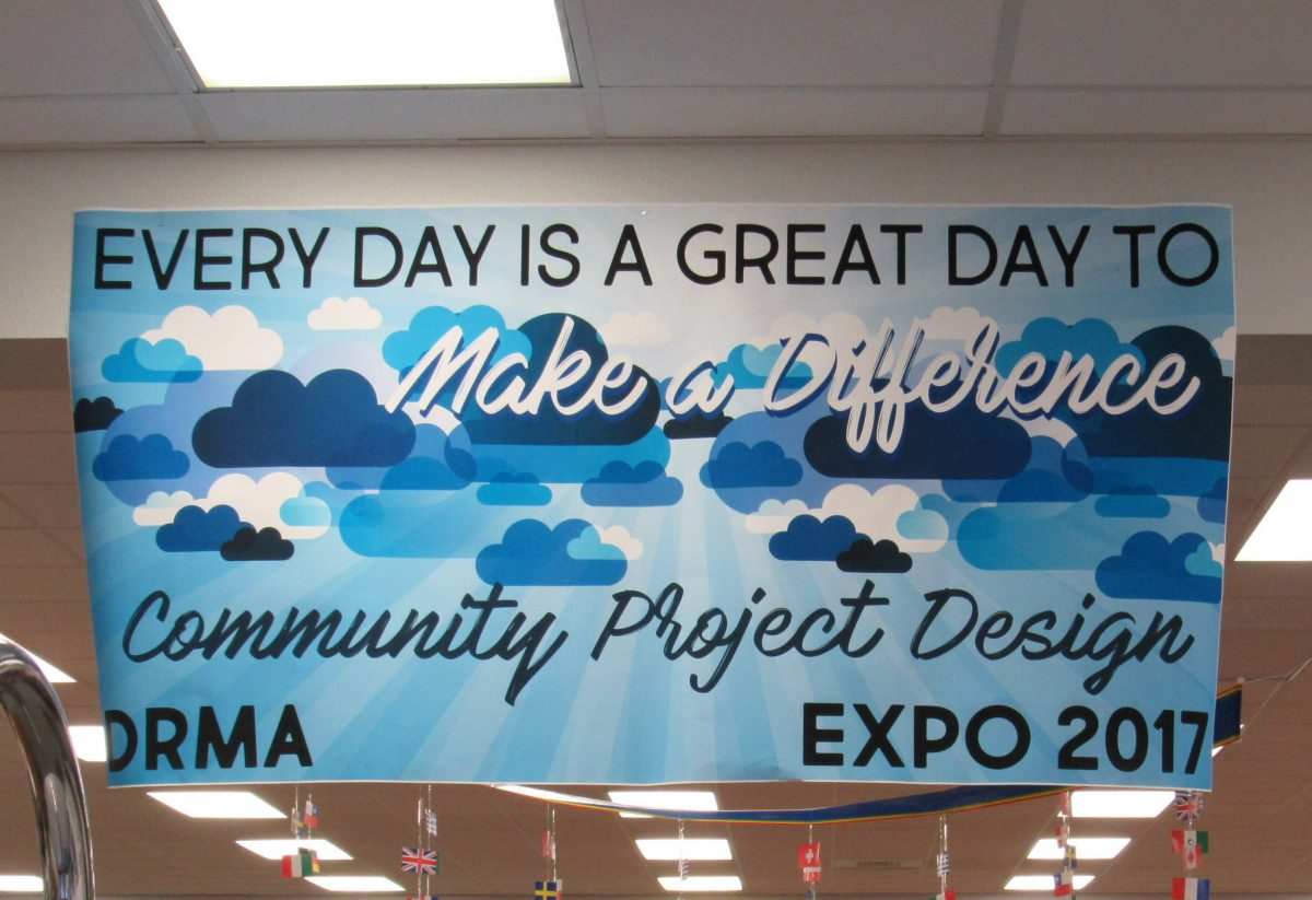 Community Project Design banner